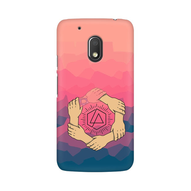 Moto G4 Play Linkin Park Logo Chester Tribute Phone Cover & Case