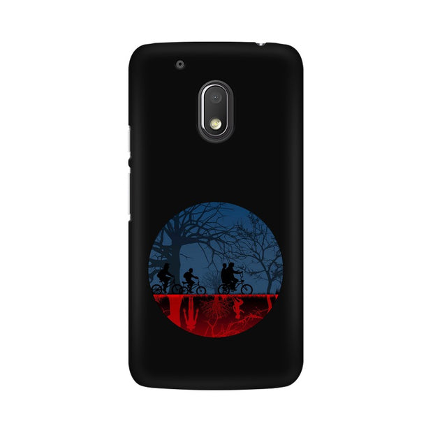Moto G4 Play Stranger Things Fan Art Phone Cover & Case