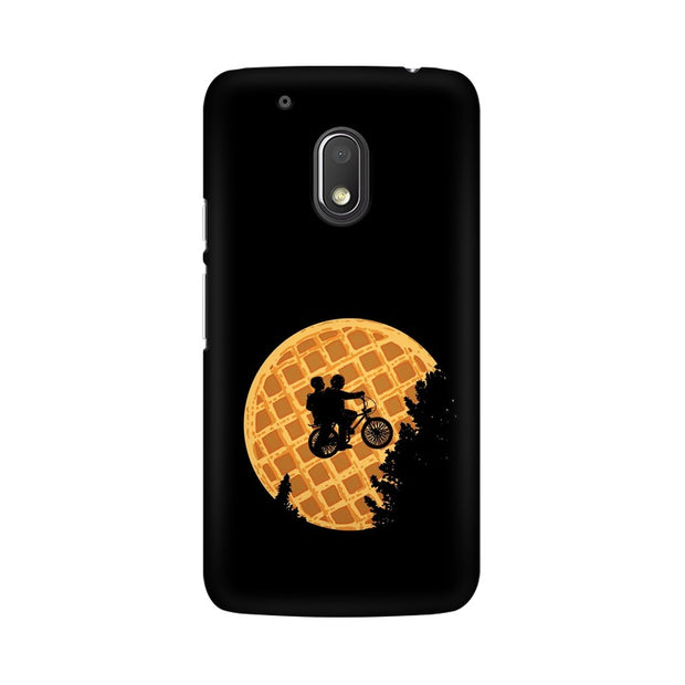Moto G4 Play Stranger Things Pancake Minimal Phone Cover & Case