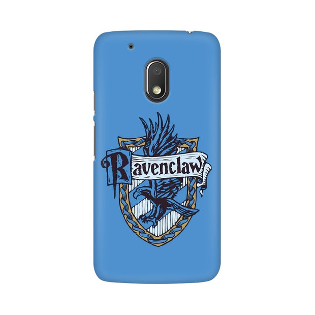 Moto G4 Play Ravenclaw House Crest Harry Potter Phone Cover & Case