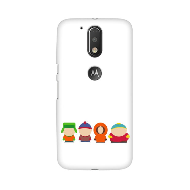 Moto G4 South Park Minimal Phone Cover & Case