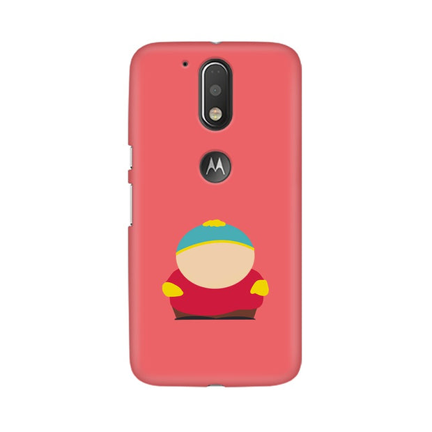 Moto G4 Eric Cartman Minimal South Park Phone Cover & Case