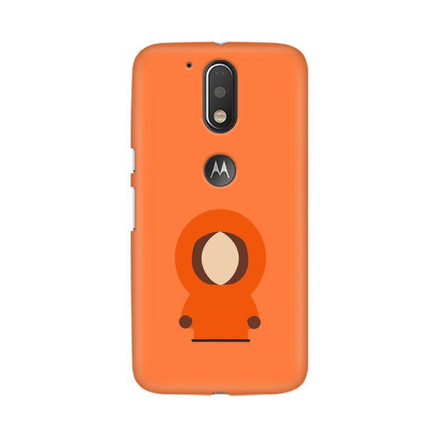 Moto G4 Kenny Minimal South Park Phone Cover & Case