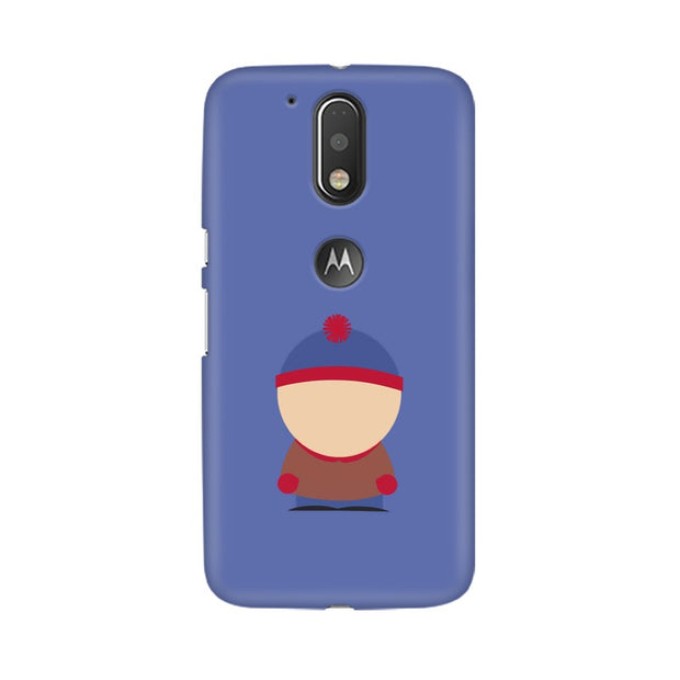 Moto G4 Stan Marsh Minimal South Park Phone Cover & Case