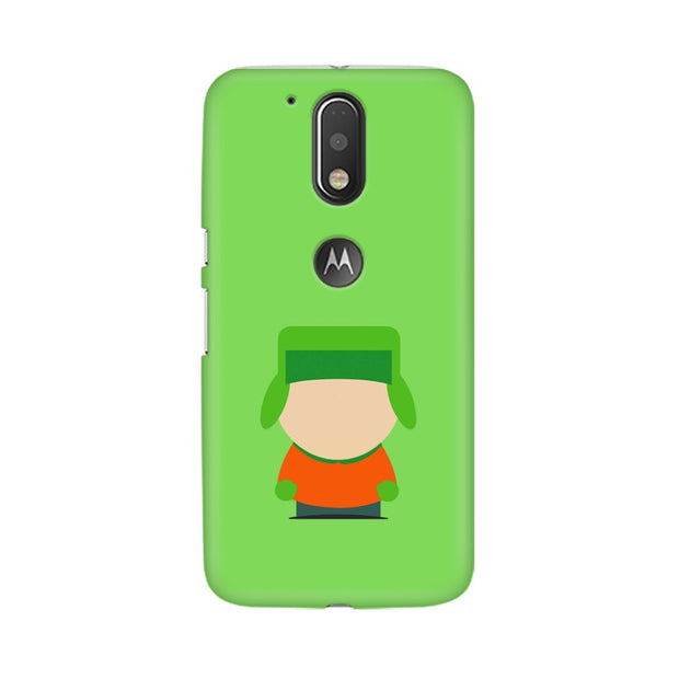 Moto G4 Kyle Broflovski Minimal South Park Phone Cover & Case