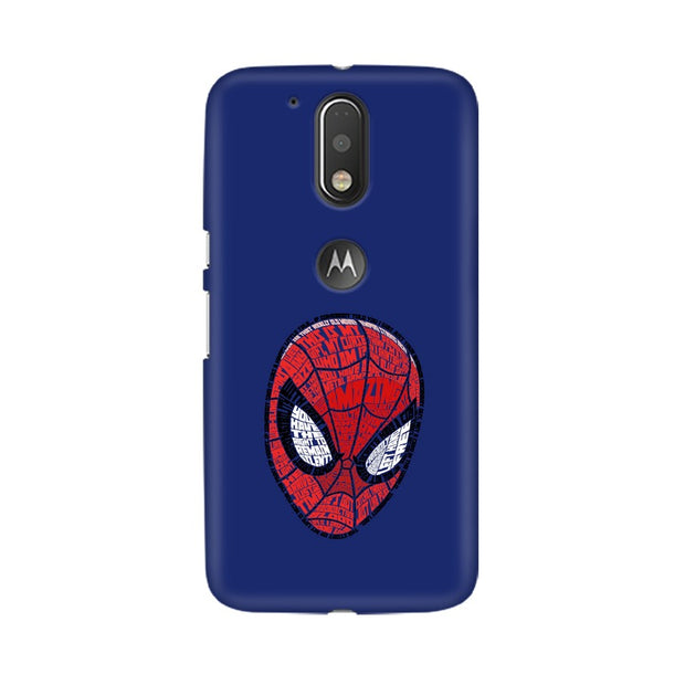 Moto G4 Spider Man Graphic Fan Art Phone Cover & Case