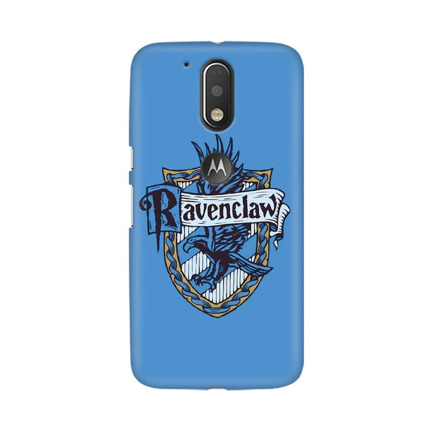 Moto G4 Ravenclaw House Crest Harry Potter Phone Cover & Case