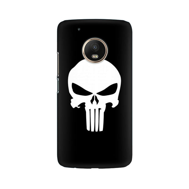 Moto G5 Plus Skull Phone Cover & Case