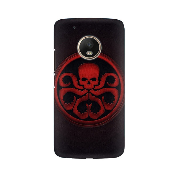 Moto G5 Plus Skuluctopus Phone Cover & Case