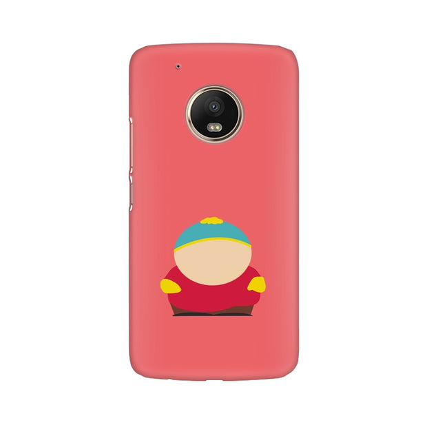 Moto G5 Plus Eric Cartman Minimal South Park Phone Cover & Case
