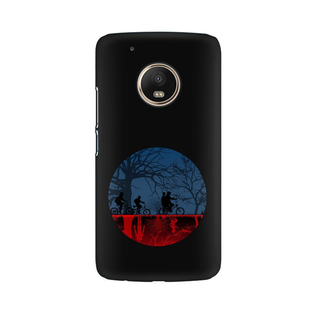 Moto G5 Plus Stranger Things Fan Art Phone Cover & Case
