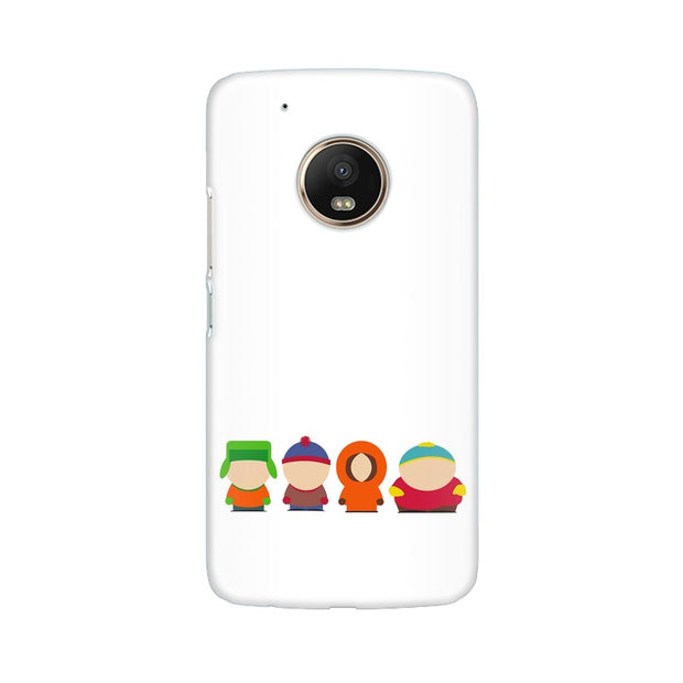 Moto G5 South Park Minimal Phone Cover & Case