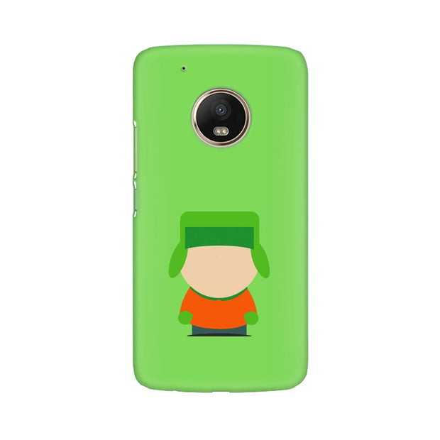 Moto G5 Kyle Broflovski Minimal South Park Phone Cover & Case