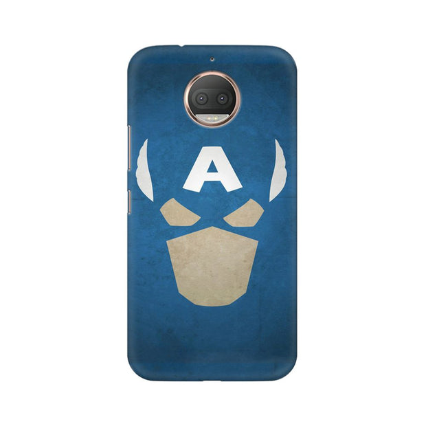 Moto G5s Captain America The Great Defender Phone Cover & Case