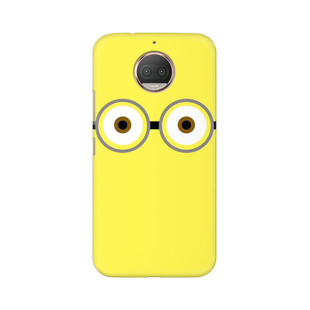 Moto G5s Minion Big Eyes Phone Cover & Case