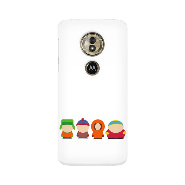 Moto G6 Play South Park Minimal Phone Cover & Case