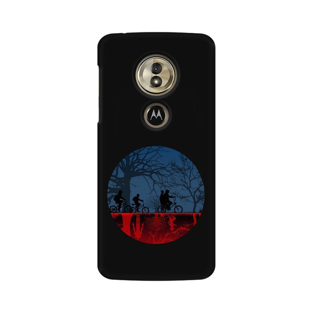 Moto G6 Play Stranger Things Fan Art Phone Cover & Case