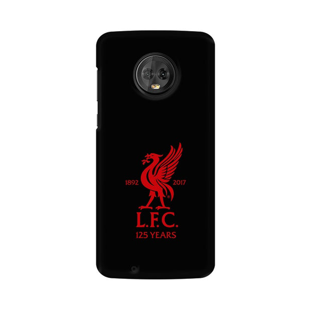 Moto G6 The Liverpool Crest Phone Cover & Case