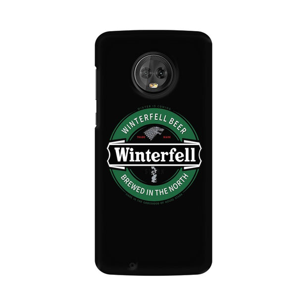 Moto G6 Winterfell Game Of Thrones Phone Cover & Case