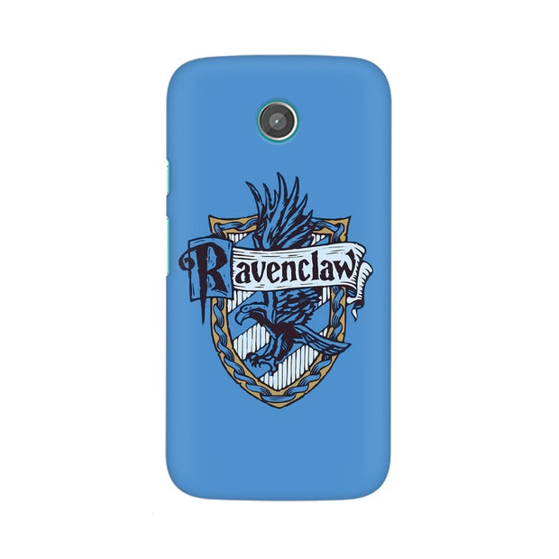 Moto G Ravenclaw House Crest Harry Potter Phone Cover & Case