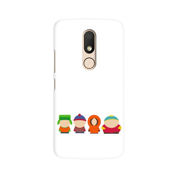 Moto M South Park Minimal Phone Cover & Case