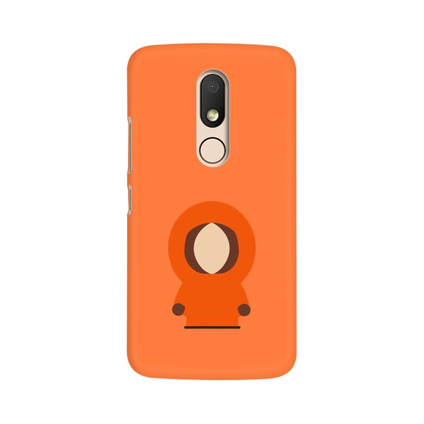 Moto M Kenny Minimal South Park Phone Cover & Case