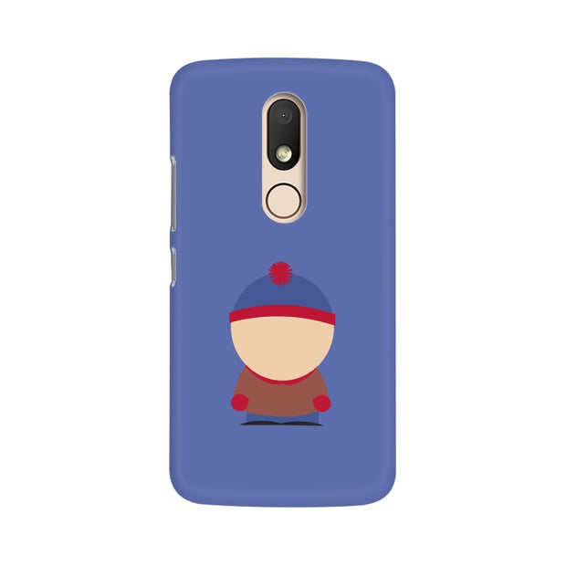 Moto M Stan Marsh Minimal South Park Phone Cover & Case