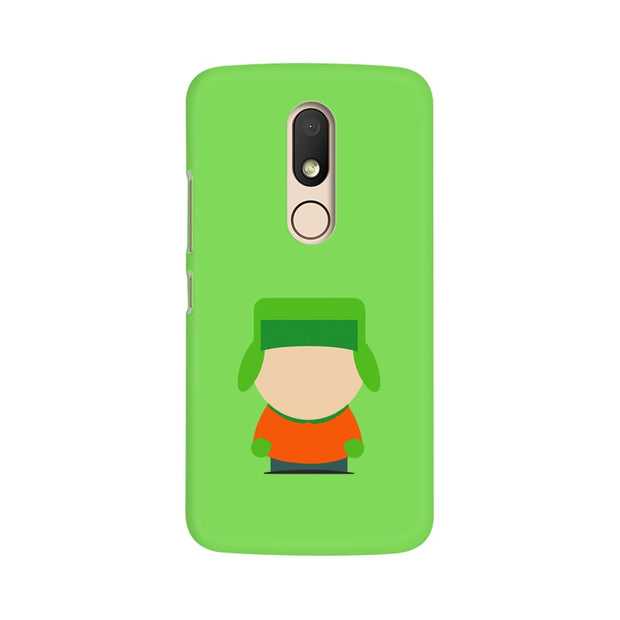 Moto M Kyle Broflovski Minimal South Park Phone Cover & Case