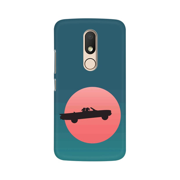 Moto M Thelma & Louise Movie Minimal Phone Cover & Case
