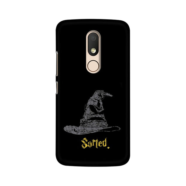 Moto M Sorting Hat Harry Potter Phone Cover & Case