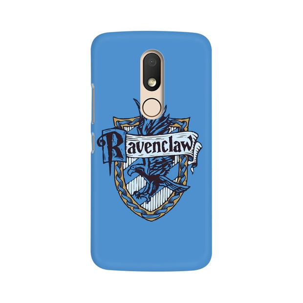 Moto M Ravenclaw House Crest Harry Potter Phone Cover & Case