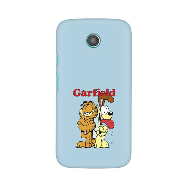 Moto X Garfield & Odie Phone Cover & Case