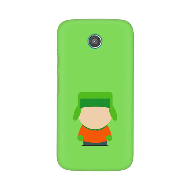 Moto X Kyle Broflovski Minimal South Park Phone Cover & Case