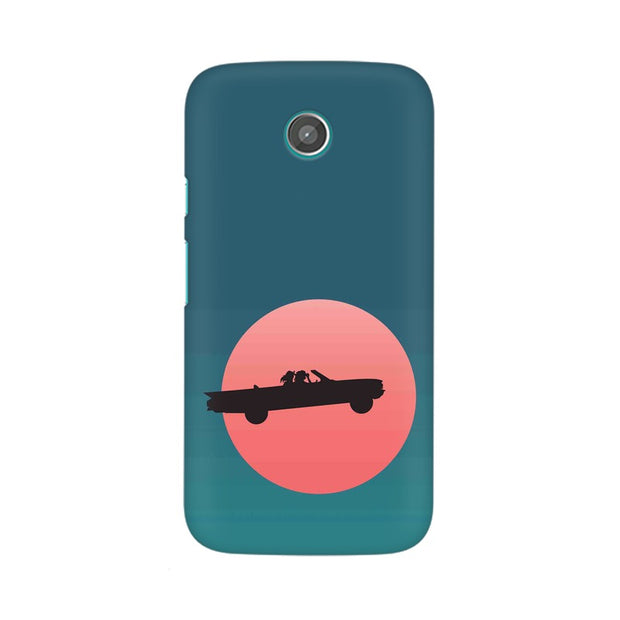 Moto X Thelma & Louise Movie Minimal Phone Cover & Case