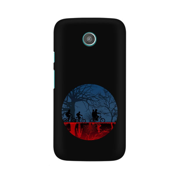 Moto X Stranger Things Fan Art Phone Cover & Case