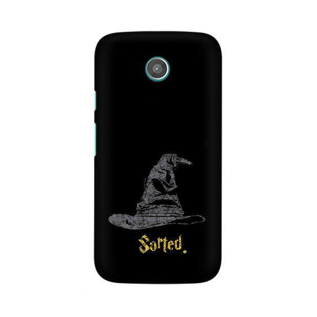 Moto X Sorting Hat Harry Potter Phone Cover & Case