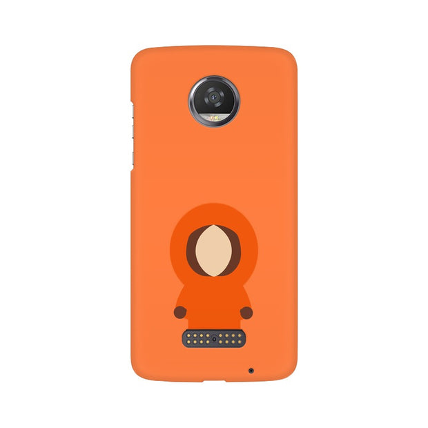 Moto Z2 Play Kenny Minimal South Park Phone Cover & Case