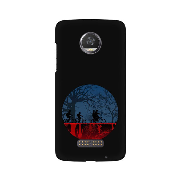 Moto Z2 Play Stranger Things Fan Art Phone Cover & Case