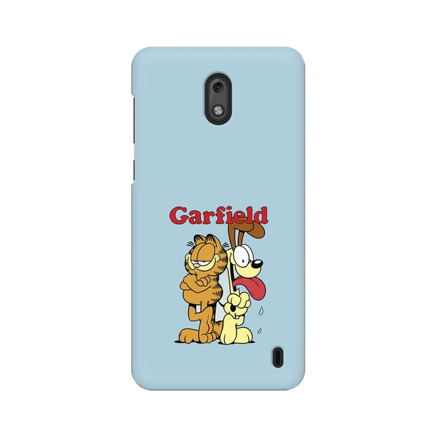 Nokia 2 Garfield & Odie Phone Cover & Case
