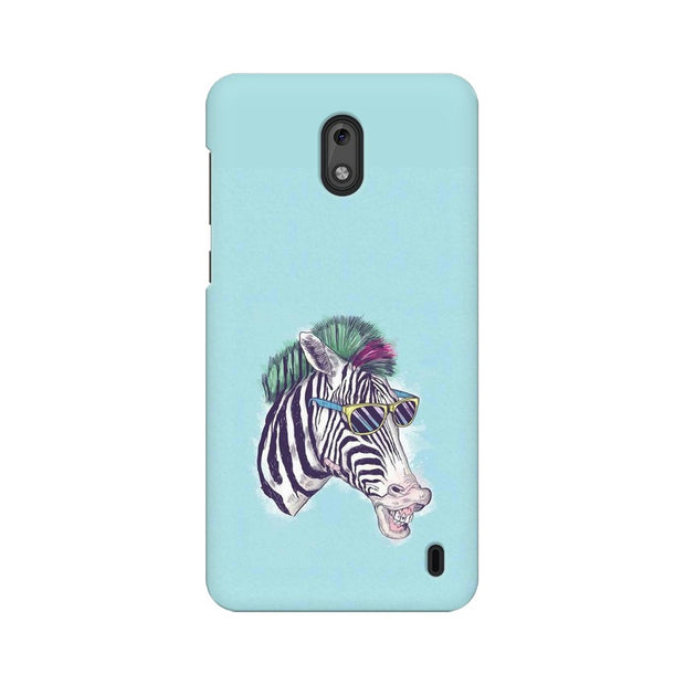 Nokia 2 The Zebra Style Cool Phone Cover & Case