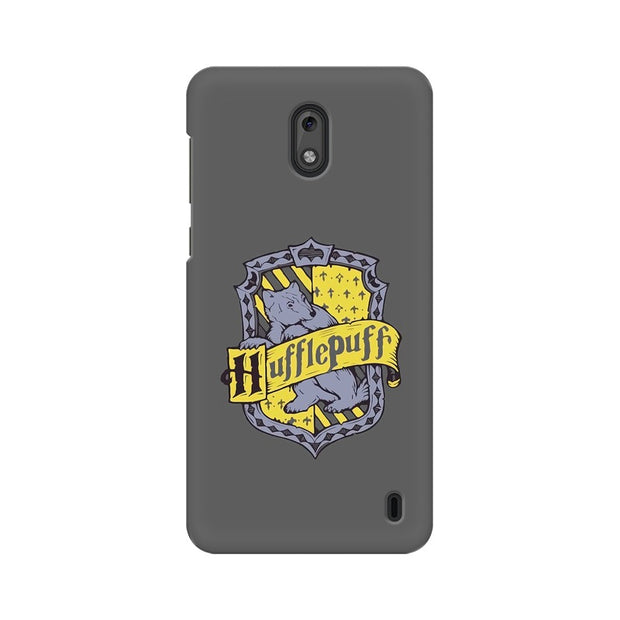 Nokia 2 Hufflepuff House Crest Harry Potter Phone Cover & Case