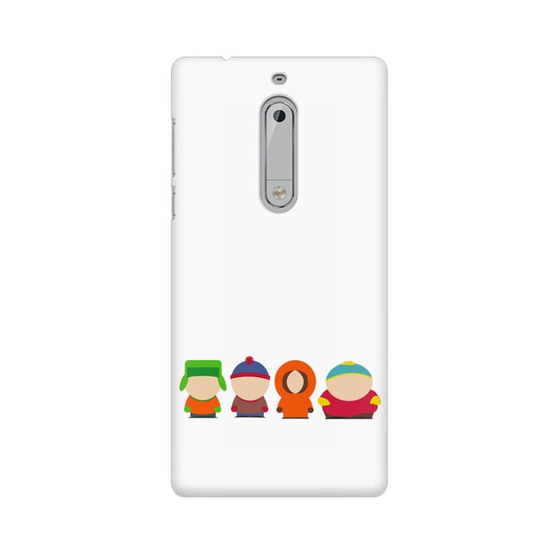 Nokia 5 South Park Minimal Phone Cover & Case
