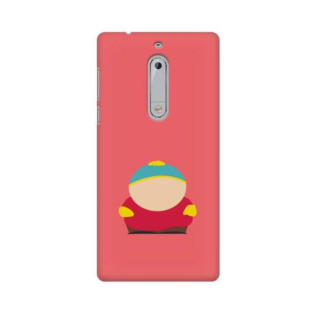 Nokia 5 Eric Cartman Minimal South Park Phone Cover & Case