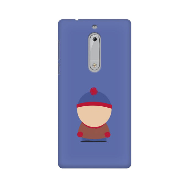 Nokia 5 Stan Marsh Minimal South Park Phone Cover & Case