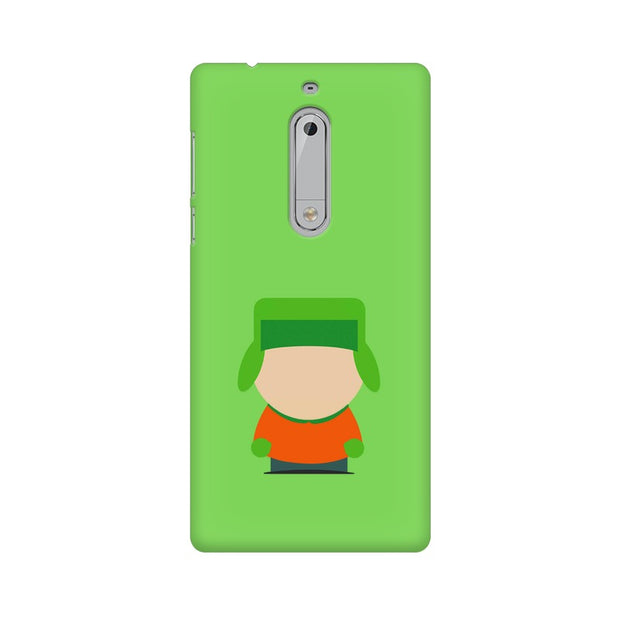 Nokia 5 Kyle Broflovski Minimal South Park Phone Cover & Case