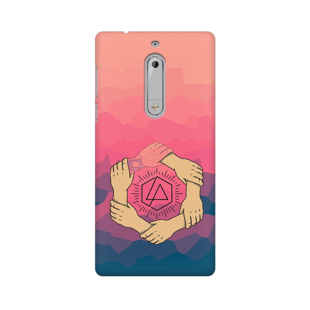 Nokia 5 Linkin Park Logo Chester Tribute Phone Cover & Case