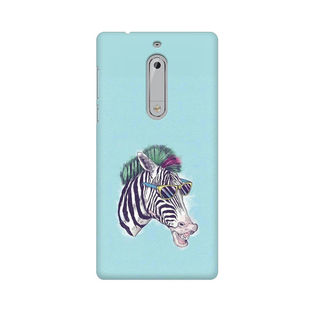 Nokia 5 The Zebra Style Cool Phone Cover & Case