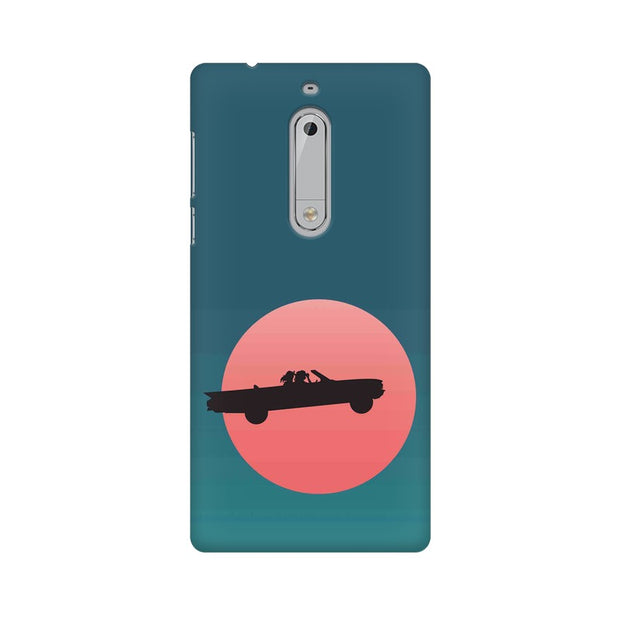 Nokia 5 Thelma & Louise Movie Minimal Phone Cover & Case