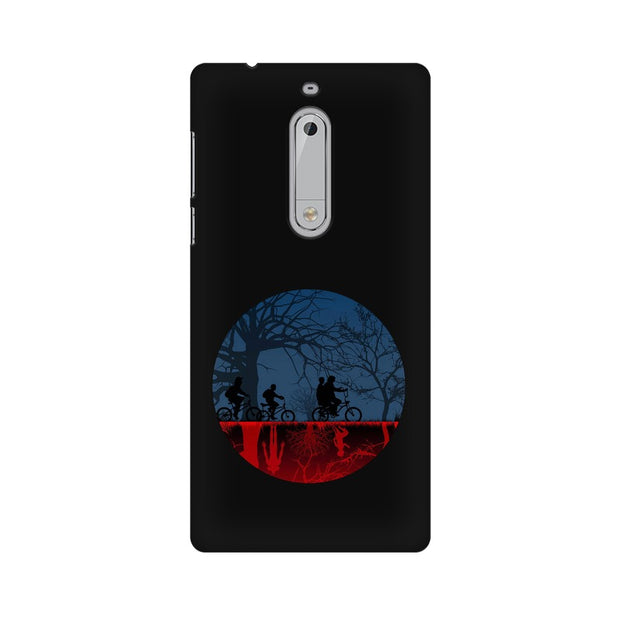 Nokia 5 Stranger Things Fan Art Phone Cover & Case