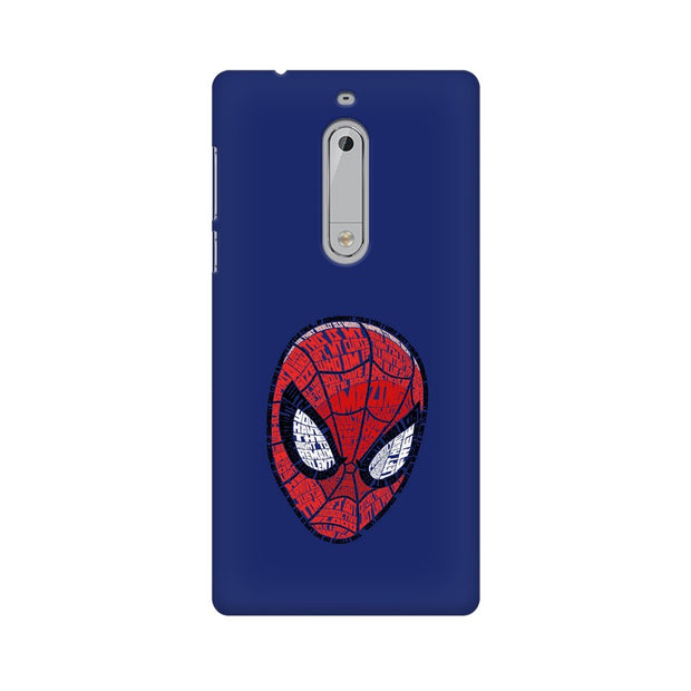 Nokia 5 Spider Man Graphic Fan Art Phone Cover & Case